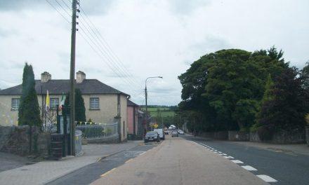 Breaking News; Manhunt ongoing in Slane