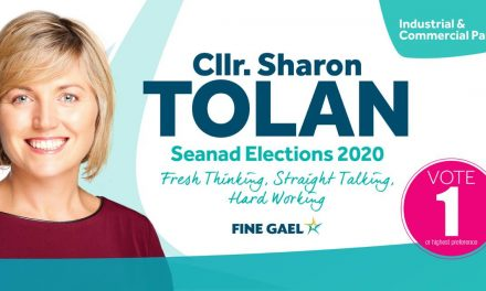 Tolan to contest Seanad elections