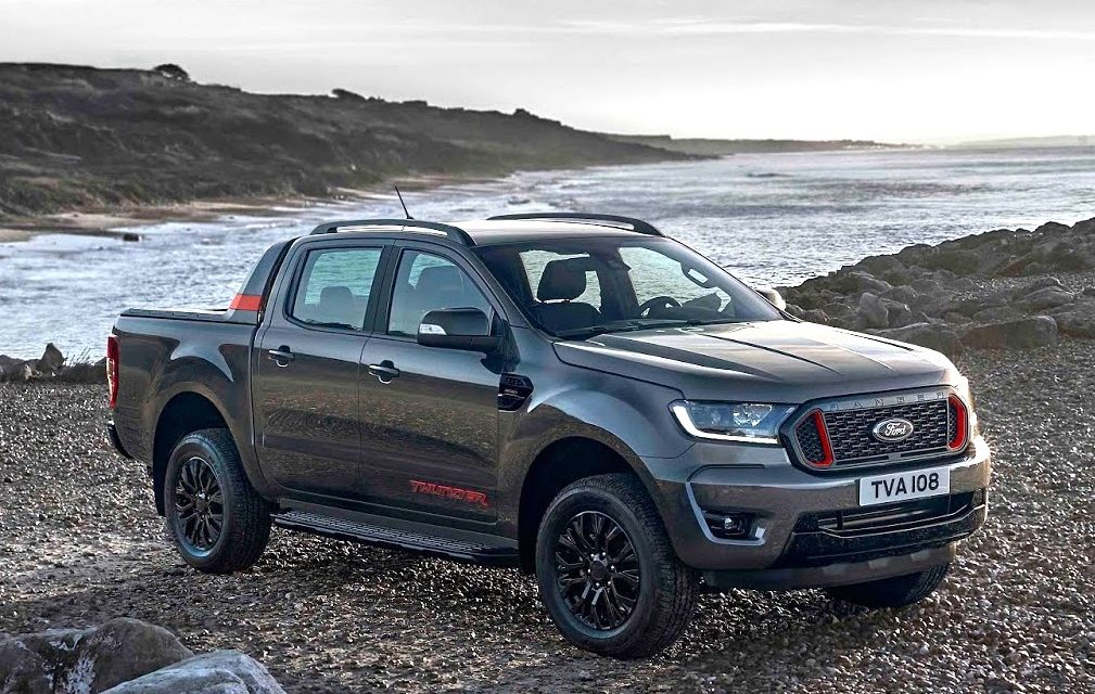 NEW FORD RANGER VERSION COMING