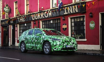 SKODA'S FIRST ELECTRIC CAR HERE NEXT YEAR