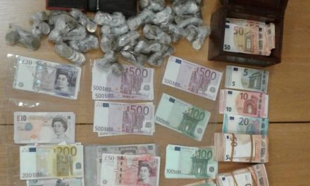 €1m worth of drugs found in Meath raids