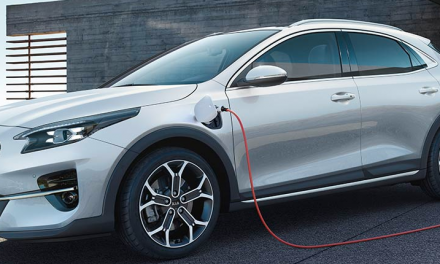 NEW PLUG-IN HYBRID FROM KIA