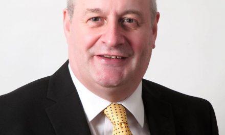 Sean Drew new Council Cathaoirleach