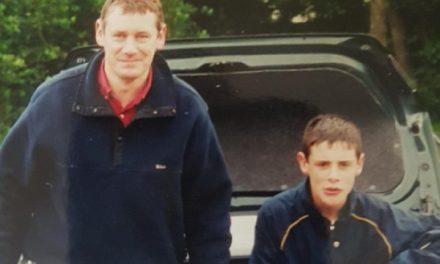 EXCLUSIVE: Slain Meath cops son speaks