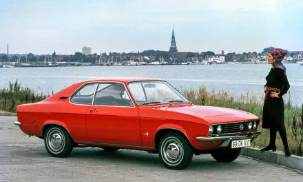 MANTA COULD HAVE BEEN OPEL'S MUSTANG