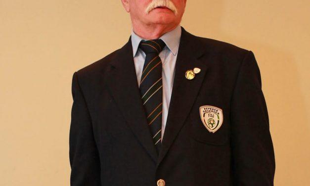 Paddy Newman RIP