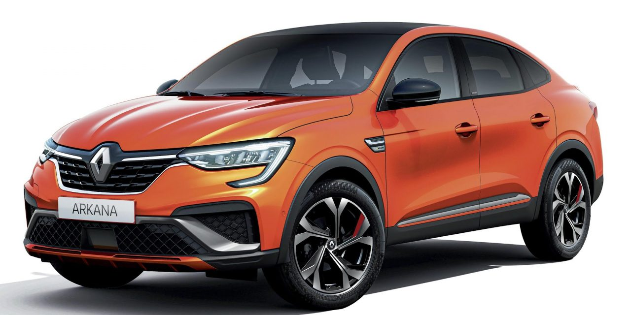 NEW COUPE SUV COMING FROM RENAULT