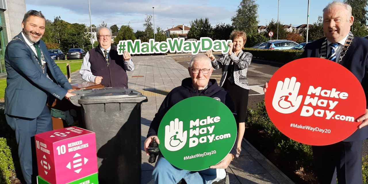 Today is 'Make Way Day'