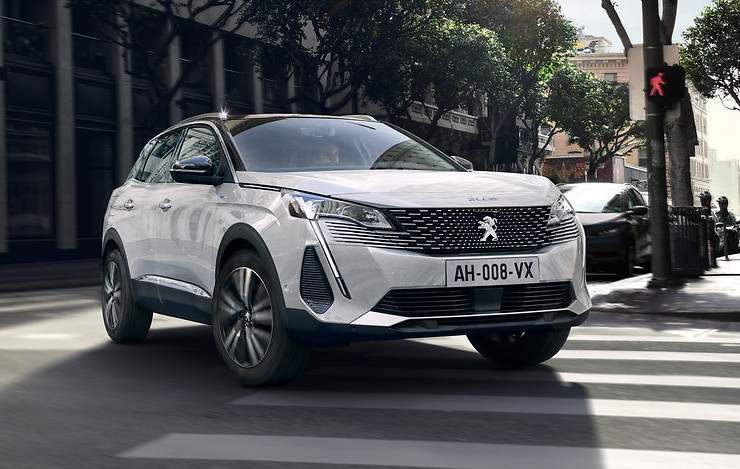 NEXT PEUGEOT 3008 ON THE WAY