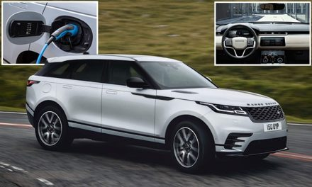 ELECTRIFIED VELAR FROM RANGE ROVER