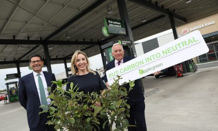 APPLEGREEN'S CARBON OFFSET PROGRAMME FUELLED BY DRIVERS