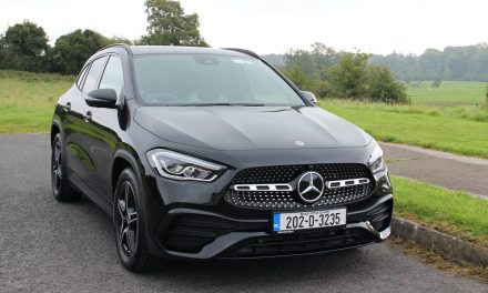 BENZ GLA IS PREMIUM IN A SMALL PACKAGE