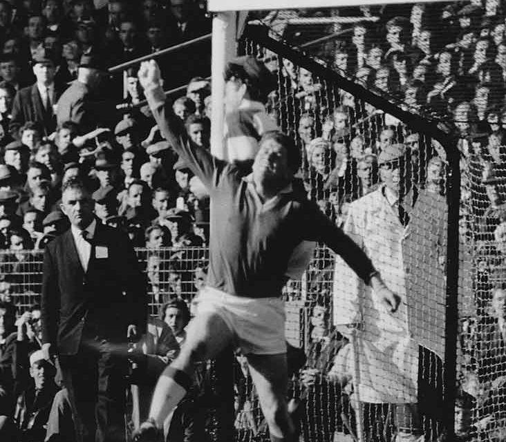Death of All Ireland winner Terry Kearns