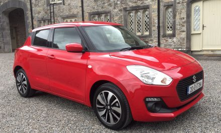 SUZUKI'S SWIFT KEEPS IT SIMPLE
