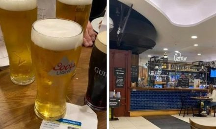 Ingenious way to beat pub ban