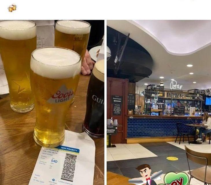 Ingenious way to beat pub ban