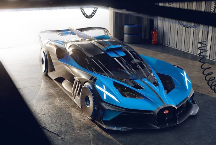 BOLIDE IS A MADNESS CAR