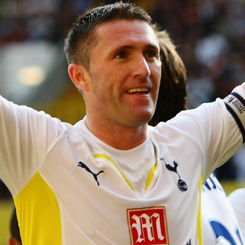 EXCLUSIVE; Robbie Keane pays tribute to NEFL referees late dad