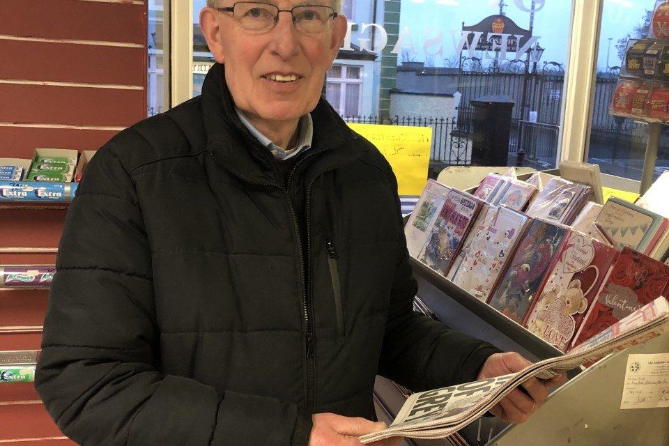 End of an era for Navan newsagent's