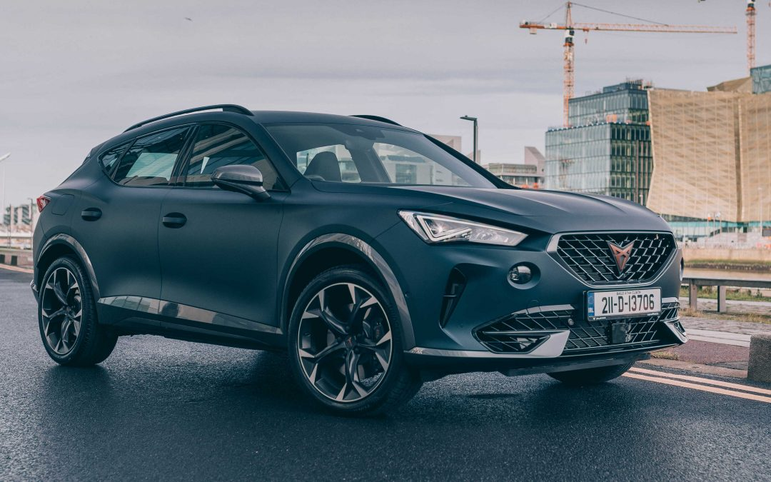 CUPRA LAUNCHES FORMENTOR