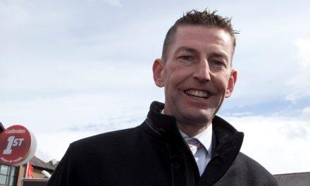 Big win for Meath trainer Gavin Cromwell