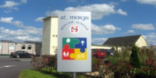 Minister tells her officials, 'Talk to St Mary's Special School'