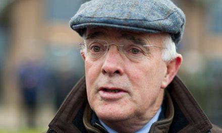 Ted Walsh; Gordon Elliott needs help now