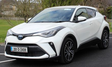 TOYOTA'S C-HR IS A DRIVE FOR THE COOL AT HEART
