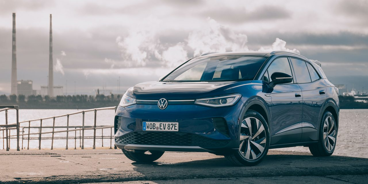 VW'S NEXT ELECTRIC CAR ARRIVES