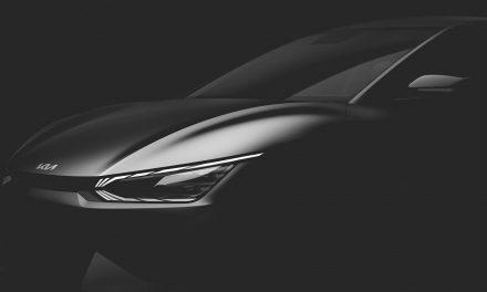KIA TEASES NEW ELECTRIC CAR