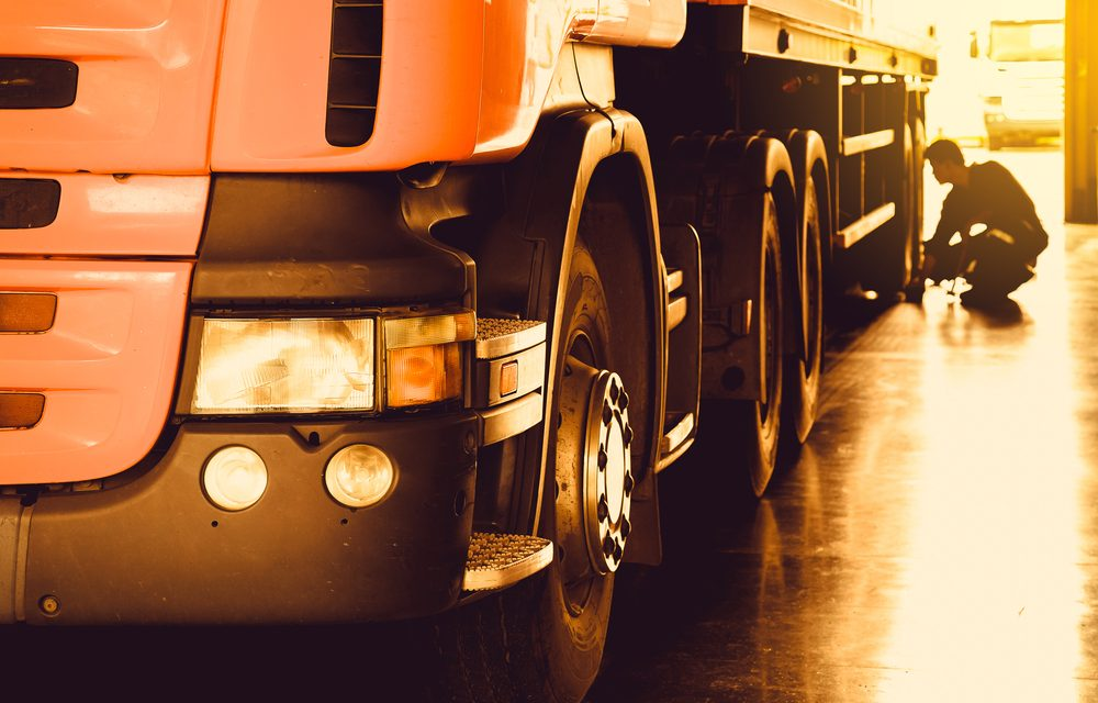 HALF OF INSPECTED HGVs HAVE DEFECTS