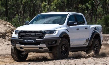 GENERA TYRES 'GRABBER' EXCLUSIVELY ON RAPTOR