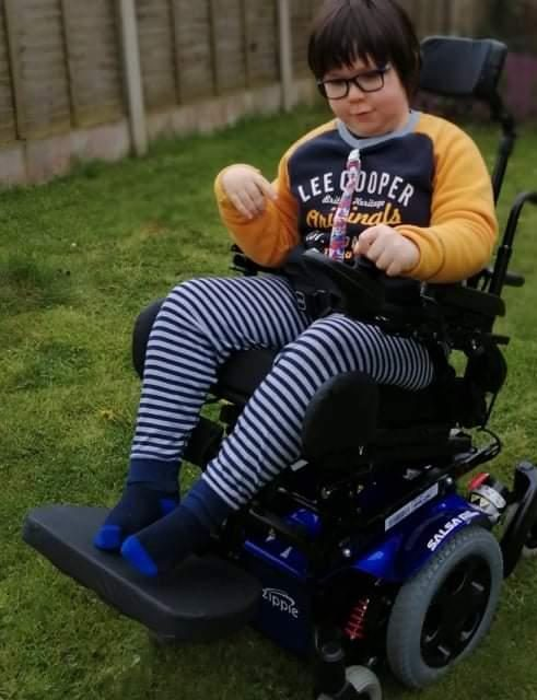 Disabled eight year old trapped at home due to lack of transport