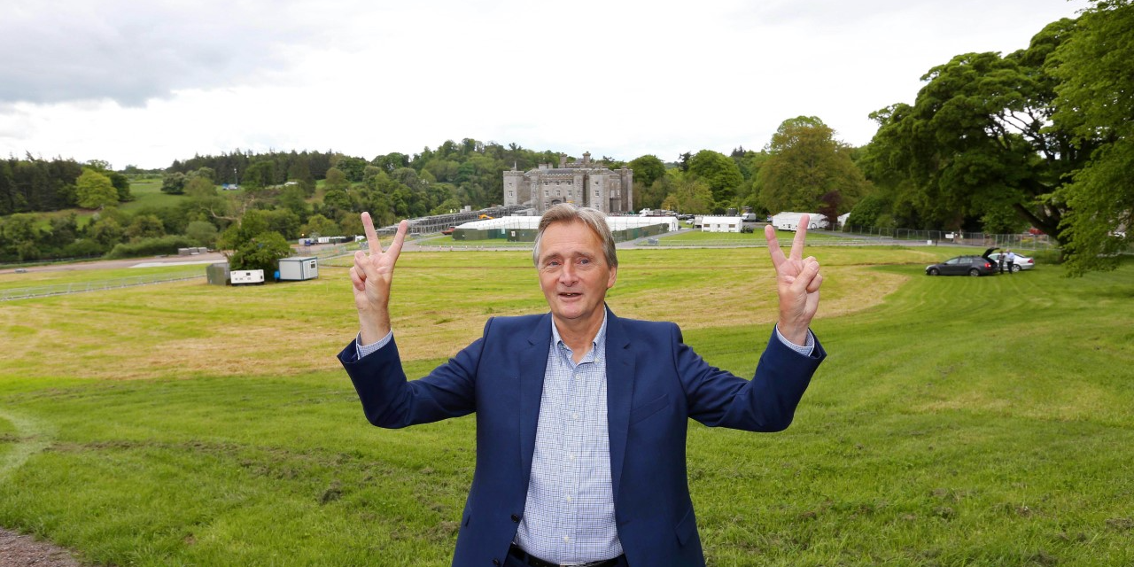 Slane to rock on the double in 2022