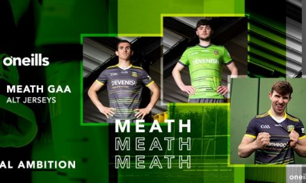 New Alternative Meath GAA jersey