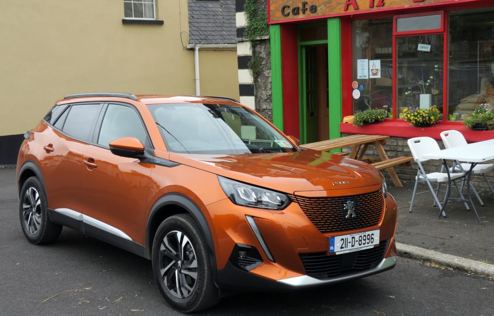 THE NERD'S GUIDE TO THE PEUGEOT E-2008