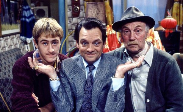 ONLY FOOLS HITS FORTIES