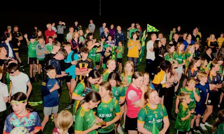 Meath Girls On Tour