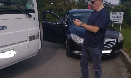 EXCLUSIVE; BUS DRIVER; 'I'M SCARED A CHILD WILL DIE BECAUSE OF PARENTS BAD PARKING'