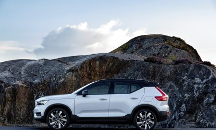 A NEW VOLVO XC40 ELECTRIC AVAILABLE TO ORDER