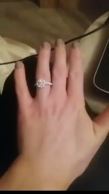 HELP NEEDED TO FIND PRECIOUS RING IN ASHBOURNE