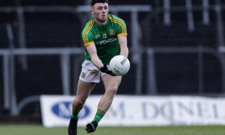 EXCLUSIVE; MEATH ATTACKING ACE ALLEGEDLY PUNCHED BY SPECTATOR