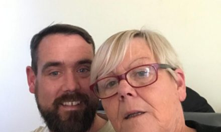 EXCLUSIVE; KELLS MUM ARRIVES WITH SERIOUSLY ILL SON IN AUSTRALIA